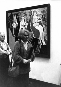 Opening of the György Kovásznay Memorial Exhibition